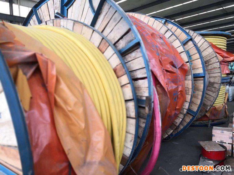 求购今日价格怀安县通信电缆线回收废铜电缆今日报价怀安县回收公司